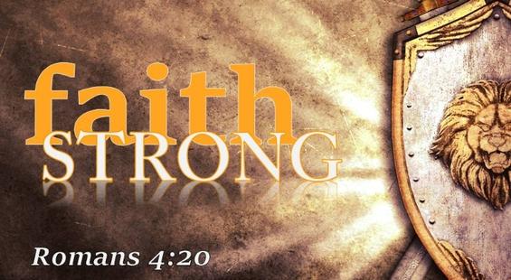 Philippians 4:13 - Strong Faith