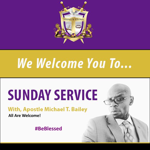 Sunday Service Teaching